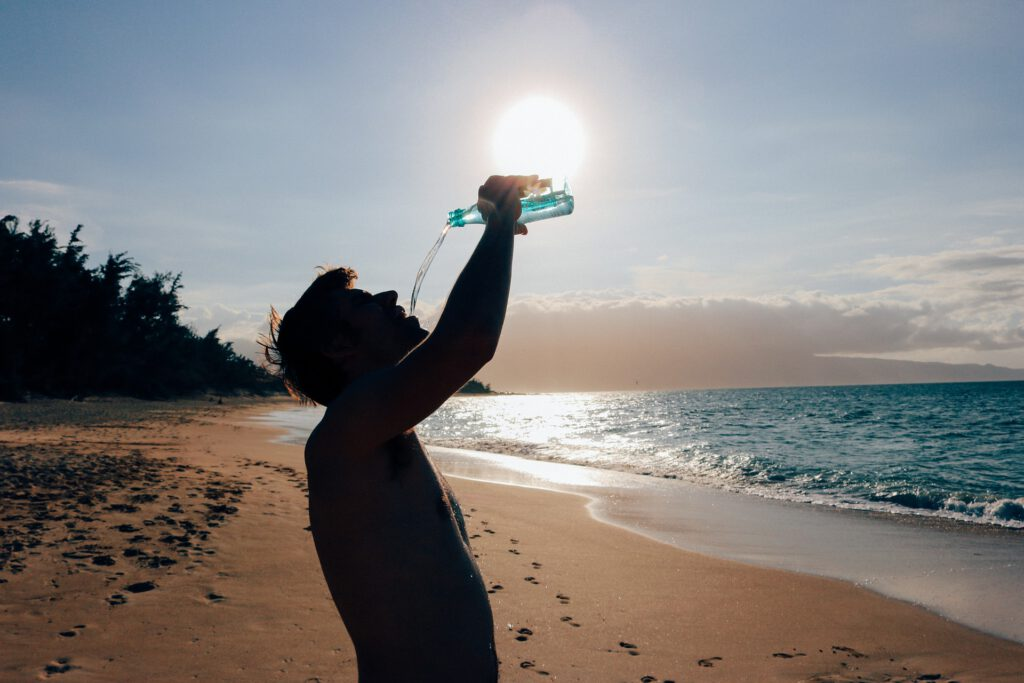 Osmotic water to drink. Discover the benefits it has when entering our body.
